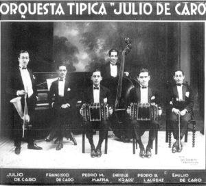 フリオ・デ=カロ楽団
