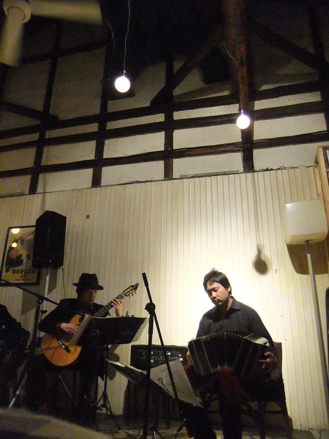 2014/3/8 名古屋公演ライブ in cafe Dufi