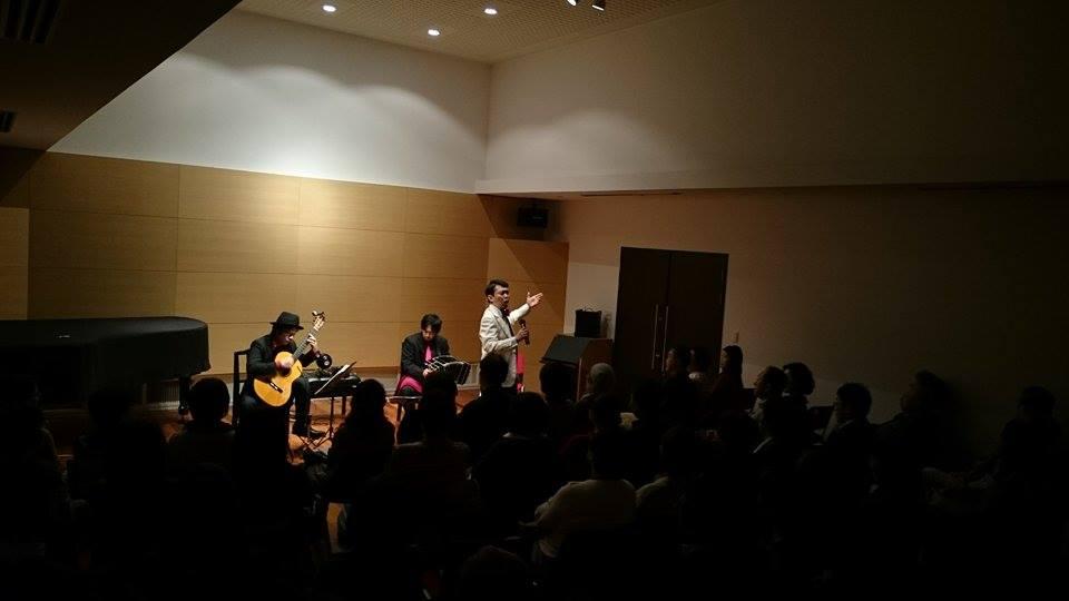 2015/1/15 ロベルト・杉浦&タンゴ・グレイ路