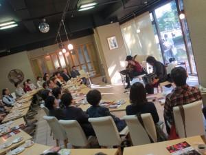 池田市コルネット・ティータイムコンサート