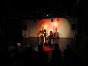 綺羅星ホール(大阪)「愛のタンゴ」